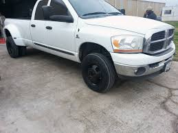 dodge ram dually conversion dodge bed mega cab modificados blancae fenders intallado