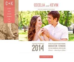 free wedding websites with free wedding website templates learnhowtoloseweight net