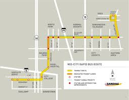 San Diego City College Map by Rapid Bus Project To Start San Diego Uptown News San Diego