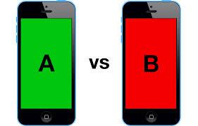 Irish Flag Vs Italian Flag What Is A B Testing Mobile Growth Academy