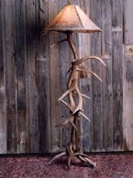 Quality Floor Lamps Quality Elk Antler Floor Lamps