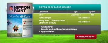 nippon paint odour less air care 5l pinks color series 11street