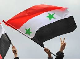 Rebel Syrian Flag Tripoli Voices From Russia