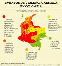 Colombian Map Is Colombia Safe Travelswithmitzi