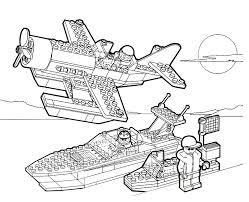 Airplane Lego Coloring Pages Free Printable Coloring Pages For Coloring Pages Lego