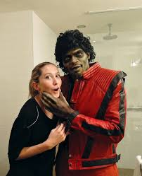 Michael Jackson Halloween Costume Subban U0027s Michael Jackson Thriller Halloween Costume
