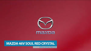 ppg repair process for mazda paint code 46v soul red crystal