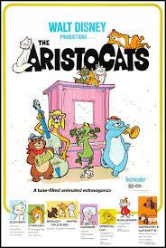 2014 disney project aristocats 1970