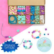 bracelet kit images Make your own mermaid bracelet kit by cotton twist jpg