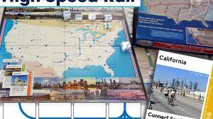 California High Speed Rail Map High Speed Rail Board Game By Alfred U2014 Kickstarter