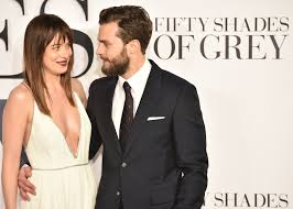 movie fifty shades of grey come out fifty shades darker rumors steamy sex scenes upsets jamie dornan