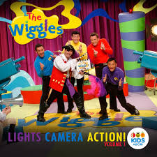 lights camera action wiggles vol 1 on itunes