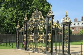 where is kensington palace the golden gates kensington palace picture of kensington palace