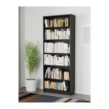 Deep Billy Bookcase Billy Bookcase Black Brown Ikea
