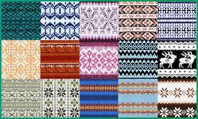 nordic ornaments patterns by hellen sims 3 downloads cc caboodle