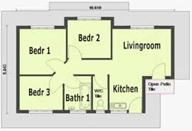 simple home plans great simple 3 bedroom house plans 25 more 2 bedroom 3d floor plans