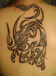 12 beautiful taurus tribal tattoos only tribal