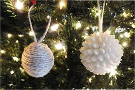 Homemade Christmas Ornaments Ideas by Best Image Of Homemade Christmas Ornament Ideas All Can Download