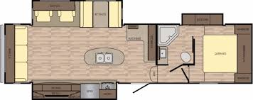 Crossroads Rv Floor Plans by New Or Used Fifth Wheel Campers For Sale Rvs Near Springfield