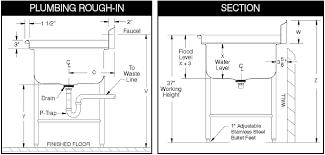 Bathroom Sink Plumbing Diagram Bathroom Sink Height Cool Ada Bathroom Sink Height How To Remove