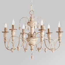 White Chandeliers Chandeliers Antique Vintage Inspired Shades Of Light