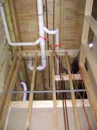 astounding plumbing for a basement bathroom how should i build a