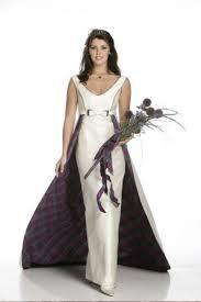 scottish wedding dresses 40 best tartan weddings images on scottish weddings