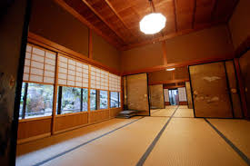 Japanese Temple Interior Kumano Travel Community Reservation System