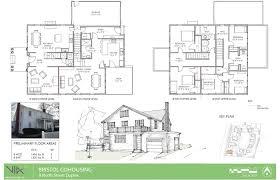 cohousing floor plans new house floor plans with basement sles ranch custom modern