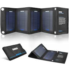Ultimate Solar Panel Amazon Com Anker 14w Dual Port Solar Charger With Poweriq