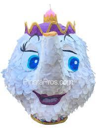 Potts Halloween Costume Potts Pinata Movie Beauty Beast