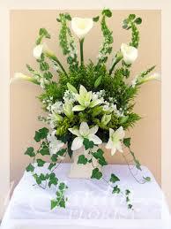 in my heart funeral flower arrangement le jardin florist