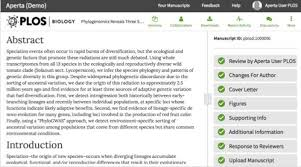 plos biology a peer reviewed open access journal