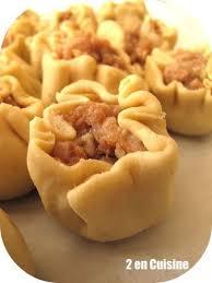 cuisine asiatique vapeur bouchées vapeur asiatiques porc et gingembre recette ptitchef