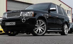 range rover car black used 2008 land rover range rover sport tdv6 sport hse fantastic