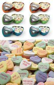 valentines hearts candy 12 coolest anti gifts anti valentines oddee