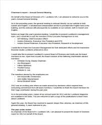 9 meeting report templates free sample example format download