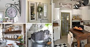 Rustic Farmhouse Kitchens - top 29 diy ideas adding rustic farmhouse feels to kitchen