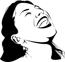 Laughing Face Meme - laughing lady vector art free download maca is rambling