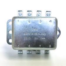 lucas horn relay sb40 jaguar c4532