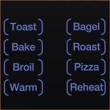 Toaster Oven Reheat Pizza Krups Toaster Ovens Ebay