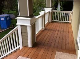 Pictures Of Painted Decks deck stain ideas two tone would you like a two tone deck enjoy