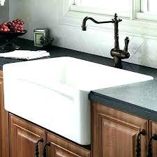 kitchen farm house sink porcelain farmhouse kitchen sink ivanlovatt com