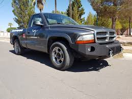 Dodge Durango Truck - 1997 2003 dodge durango front base bumper u2013 iron bull bumpers