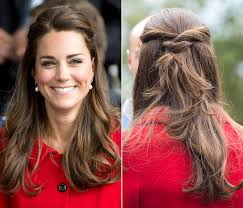 wedding hairstyle for long hair down