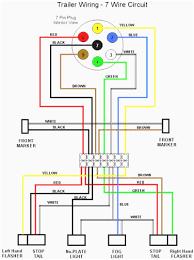 towbar wiring diagram uk trailer plug 7 pin within tow hitch