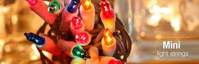 mini incandescent christmas lights christmas tree lights