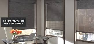 shades u0026 blinds for home offices distinctive window fashions
