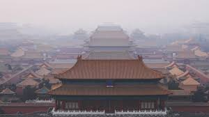China Makes Carbon Pledge Ahead Of Climate Change China To Strengthen Pledges To Tackle Climate Change South China