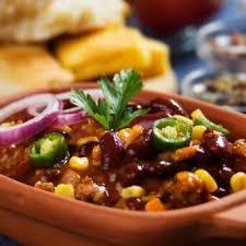 cuisine chilienne recettes recette chili con carne de chef 750g